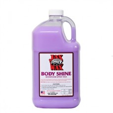 Jax Wax Body Shine Showroom Spray Wax - Gallon