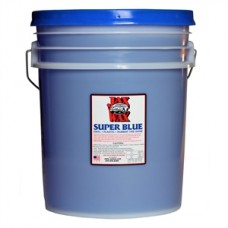 Jax Wax- Super Blue Rubber, Vinyl, Plastic Dressing - 5 Gallon