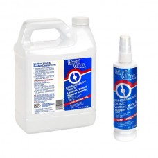 Connoisseur's Choice (LVRC) Leather, Vinyl, Rubber Cleaner - 8 oz.
